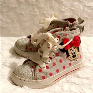 Baby Minnie Mouse Sneakers